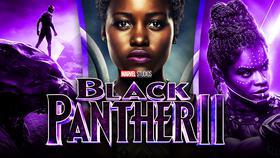 Black Panther, Nakia, Shuri, Black Panther II}