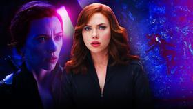 Black Widow in Endgame, Scarlett Johansson as Black Widow, Black Widow's Death}