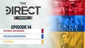 The Direct Podcast, Kevin Feige, Zack Snyder's Justice League, Chris Pine as Steve Trevor}
