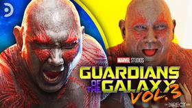 Drax Poster, Drax from Guardians of the Galaxy: Vol 2.}