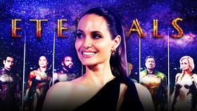 Eternals Angelina Jolie}