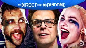 Captain Boomerang, James Gunn, Harley Quinn}