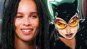 Zoe Kravitz Catwoman}