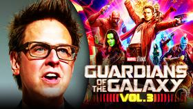 James Gunn Admits He's a Little Stressed By Guardians of the Galaxy 3 Release Date