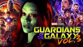 Guardians of the Galaxy Vol 3 was written knowing Avengers: Endgame's events}