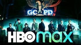Gotham, HBO Max, GCPD}