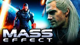 Mass Effect Henry Cavill}