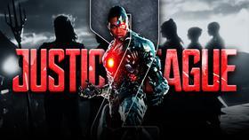 Justice League 2, Cyborg}