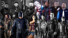 Everything We Know About the Snyder Cut and Rumored Ayer Cut}