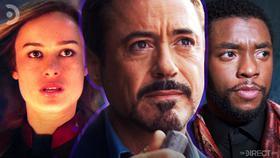 Carol Danvers, Tony Stark, T'Challa}