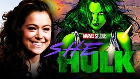 She-Hulk, Tatiana Maslany}