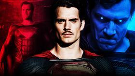 Henry Cavill as Superman}