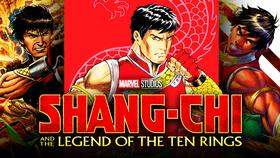 Shang-Chi Costume Marvel}