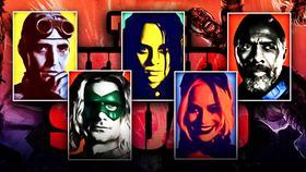 Polka Dot Man, Harley Quinn, Ratcatcher, Javelin, Bloodsport}