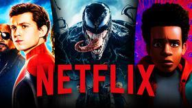 Peter Parker Venom Miles Morales}