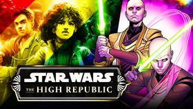Star Wars Transgender Jedi}