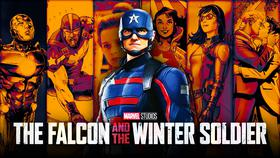 John Walker, Captain America, Young Avengers, The Falcon and the Winter Soldier}