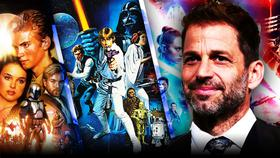 Zack Snyder Says He Wouldn't Survive Making a Star Wars Movie