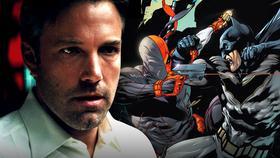 Ben Affleck's Bruce Wayne< Deathstroke, Batman}
