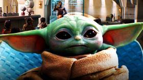 Baby Yoda, School}