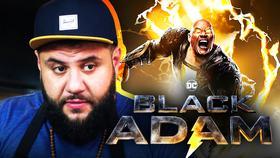 Black Adam Dwayne Johnson Mo Amer}