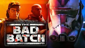 The Bad Batch logo, The Bad Batch, Star Wars}
