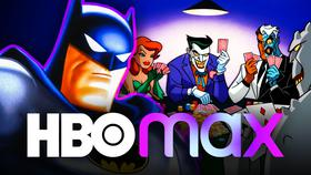 Batman Animated Series, HBO Max}