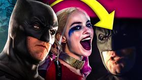 Batman, Harley Quinn}