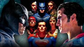 Batman, Superman, Justice League}