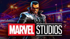 Blade Marvel Studios}
