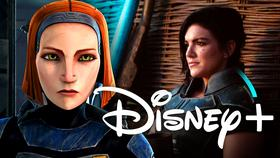 Bo-Katan, Cara Dune, Disney+}