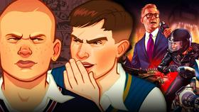 Bully Characters and GTA 5}