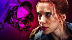 Scarlett Johansson as Natasha Romanoff}