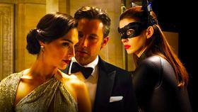 Zack Snyder Batman Catwoman}