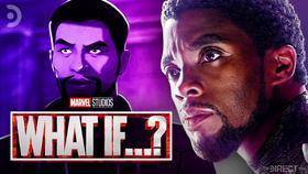 Chadwick Boseman, Black Panther in What If}