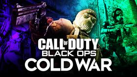 Call of Duty Black Ops Cold War Background}