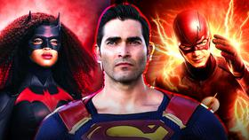 Superman, The Flash, Batwoman}
