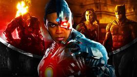 Cyborg Darkseid Justice League}