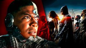 Cyborg, Justice League}
