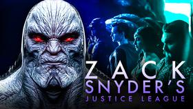 Justice League: Alternate Version of Darkseid With No Helmet Revealed In Official Snyder Cut Art