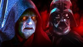 Palpatine, Darth Vader}