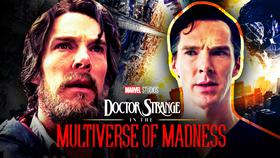Doctor Strange Beard with Surgeon Stephen Strange}