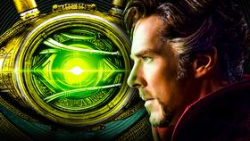 Doctor Strange Eye of Agamotto}