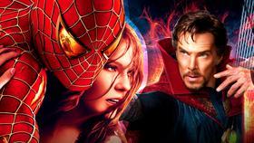 Spider-Man and Doctor Strange}