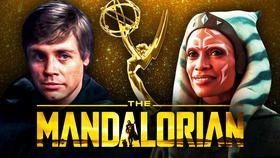 Mark Hamill, Rosario Dawson & More Highlighted For The Mandalorian Awards Campaign