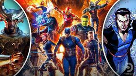 Big Reveals from the Avengers: Endgame Rewatch}