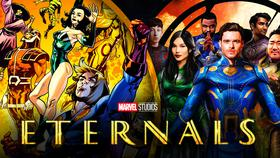 Eternals Movie Character Costumes}
