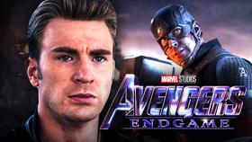 Chris Evans, Captain America, Avengers: Endgame}