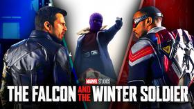 Falcon and Winter Soldier Zemo}