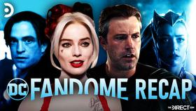 Robert Pattinson, Margot Robbie, Ben Affleck, Amber Heard}